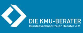 Logo KMU-Berater Bundesverband freier Berater e.V. - Gute Gründe für Unternehmensberater und Coaches Duhatschek und Winkler