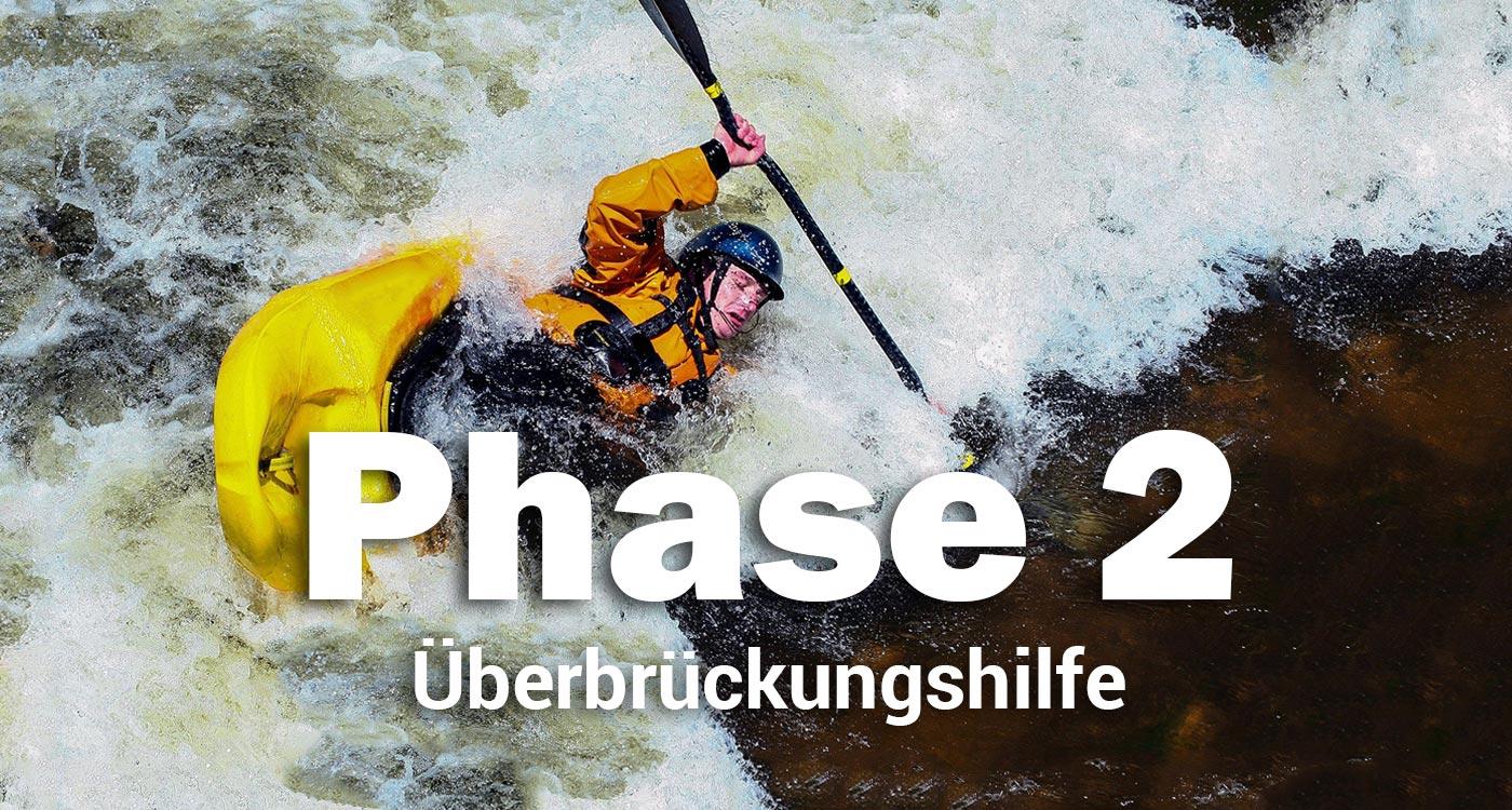Phase 2 der Überbrückungshilfe für die Fördermonate September bis Dezember 2020