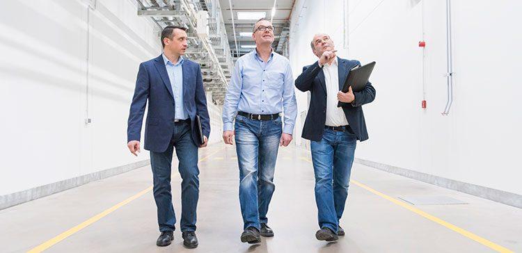 Ausgezeichnete Unternehmensberatung. Das sagen unsere Kunden in der Region Pforzheim Karlsruhe.