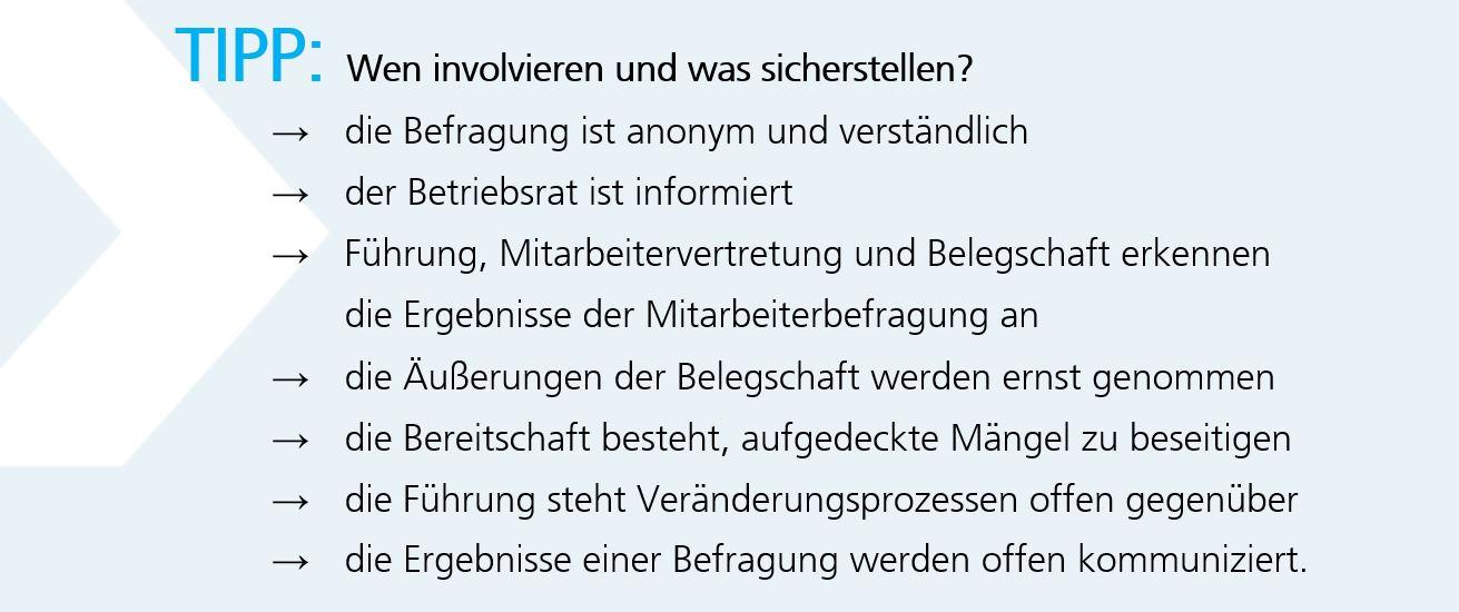 Als Arbeitgeber attraktiv für Fachkräfte bleiben - Mitarbeiterbefragung - Duhatschek und Winkler GmbH